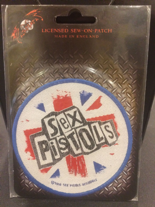 Sex Pistols Patch 3